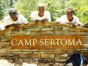camp sertoma
