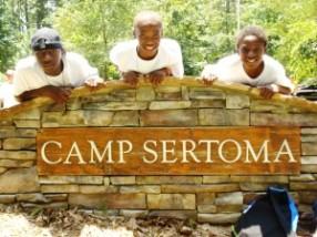 camp sertoma