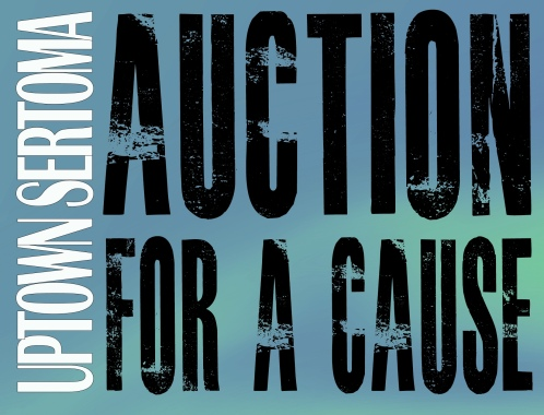 Uptown Sertoma Auction for a Cause